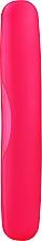 Parfums et Produits cosmétiques Étui pour brosse à dents, Candy, 88070, rose rouge - Top Choice