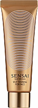 Parfums et Produits cosmétiques Gel autobronzant pour visage - Kanebo Sensai Silky Bronze Self Tanning For Face