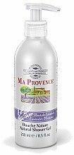Parfums et Produits cosmétiques Gel douche naturel Fleurs de lavande - Ma Provence Shower Gel Lavender