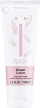 Parfums et Produits cosmétiques Crème de change, soin protecteur contre les rougeurs à l'huile de coton naturel - Naif Baby Diaper Cream