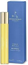 Parfums et Produits cosmétiques Roll-on à l'huile de jojoba pour corps - Aromatherapy Associates Deep Relax Roller Ball