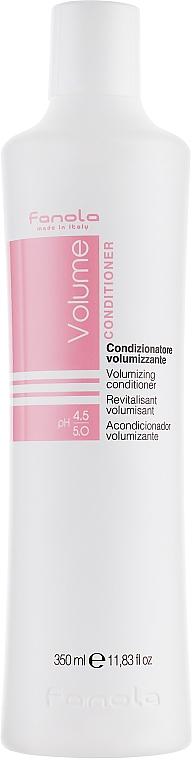 Après-shampooing à l'huile de coton - Fanola Volumizing Conditioner