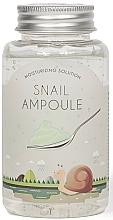 Parfums et Produits cosmétiques Ampoule à la bave d'escargot pour visage - Esfolio Moisturizing Solution Snail Ampoule