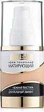 Parfums et Produits cosmétiques Fond de teint crémeux matifiant - Luxvisage