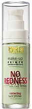 Parfums et Produits cosmétiques Base de maquillage verte -correcteur - Delia Cosmetics No Redness Make Up Primer
