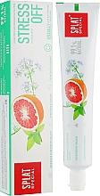 Parfums et Produits cosmétiques Dentifrice à l'huile essentielle de mélisse - SPLAT Stress Off