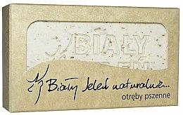 Parfums et Produits cosmétiques Savon naturel hypoallergénique au son de blé - Bialy Jelen Hypoallergenic Soap Extract Wheat Bran