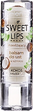 Parfums et Produits cosmétiques Baume à lèvres à l'huile de noix de coco - Bielenda Sweet Lips Moisturizing Lip Balm