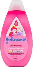 Parfums et Produits cosmétiques Shampooing à l'huile d'argan pour enfants - Johnson's Baby Shiny Drops Shampoo