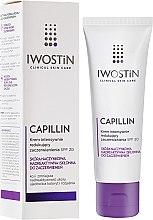 Parfums et Produits cosmétiques Crème anti-veines fissurées SPF 20 - Iwostin Capillin Intensive Cream SPF 20