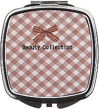 Parfums et Produits cosmétiques Miroir de poche carré 85635, motif carreaux - Top Choice Beauty Collection Mirror #6