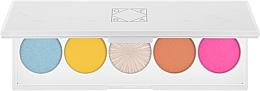Parfums et Produits cosmétiques Palette de fards à paupières - Ofra Signature Palette Beachside