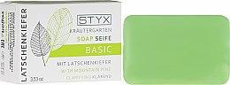 Parfums et Produits cosmétiques Savon apaisant au pin de la montagne - Styx Naturcosmetic Basic Soap With Mountain Pine