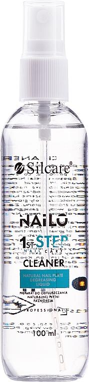 Dégraissant pour ongles - Silcare Cleaner Nailo
