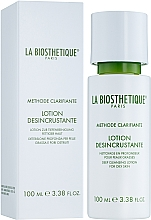 Parfums et Produits cosmétiques Lotion nettoyante à l'acide salicylique pour visage - La Biosthetique Methode Clarifiante Lotion Desincrustante