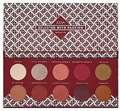 Parfums et Produits cosmétiques Palette professionnelle de fards à paupières - Zoeva Spice Of Life Eyeshadow Palette
