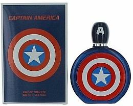Parfums et Produits cosmétiques Marvel Captain America - Eau de Toilette