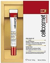 Parfums et Produits cosmétiques Baume cellulaire à l'extrait de sésame pour visage et contour des lèvres - Cellcosmet Cellfiller-XT