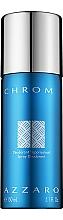 Parfums et Produits cosmétiques Azzaro Chrome - Déodorant Vaporisateur