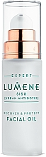 Parfums et Produits cosmétiques Huile aux graines de baies nordiques pour visage - Lumene Sisu [Urban Antidotes] Recover&Protect Facial Oil