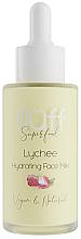 Parfums et Produits cosmétiques Lait à l'extrait de litchi pour visage - Fluff Lychee Hydrating Face Milk