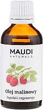 Parfums et Produits cosmétiques Huile de framboise - Maudi