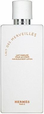 Hermes Eau des Merveilles - Lait parfumé pour le corps — Photo N2