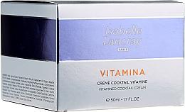Parfums et Produits cosmétiques Crème cocktail vitamine pour visage - Isabelle Lancray Vitamina Vitamined Coctail Cream