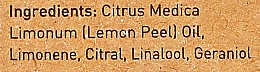 Huile essentielle de citron 100 % pure - Apivita Aromatherapy Organic Lemon Oil — Photo N4