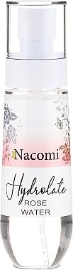 Hydrolat de rose - Nacomi Hydrolate Rose Water