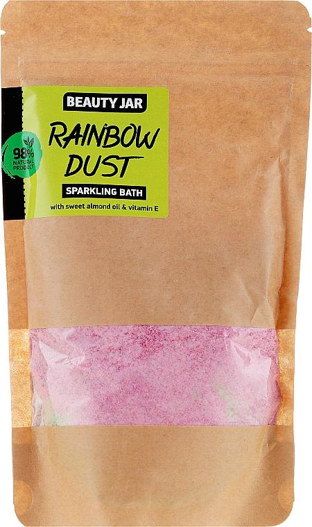 Poudre de bain effervescente, Poussière arc-en-ciel - Beauty Jar Sparkling Bath Rainbow Dust