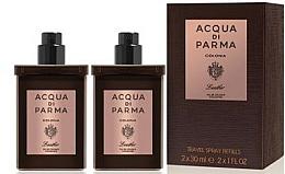 Parfums et Produits cosmétiques Acqua di Parma Colonia Leather Eau de Cologne Travel Spray Refill - Eau de Cologne