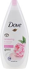 Parfums et Produits cosmétiques Gel douche à l'huile de pivoine et rose - Dove Renewing Shower Gel
