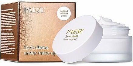 Base de maquillage hydratante à l'acide hyaluronique - Paese Under Make-Up Hydrobase