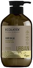 Parfums et Produits cosmétiques Après-shampooing à l'avocat et mauve - Ecolatier Urban Hair Balm