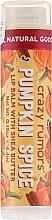 Parfums et Produits cosmétiques Baume à lèvres au beurre de karité, Citrouille épicée - Crazy Rumors Pumpkin Spice Lip Balm