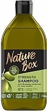 Parfums et Produits cosmétiques Shampooing à l'huile d'olive - Nature Box Shampoo Olive Oil