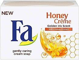 Parfums et Produits cosmétiques Savon à l'extrait de miel - Fa Honey Creme Golden Iris Cream Soap