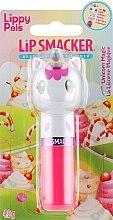 Parfums et Produits cosmétiques Baume à lèvres Lippy Pal Licorne, parfum crème glacée - Lip Smacker Lippy Pal Unicorn