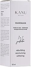 Parfums et Produits cosmétiques Masque à l'huile de noix de coco pour mains - Kanu Nature Hand Mask