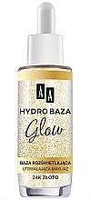 Parfums et Produits cosmétiques Base de maquillage éclaircissante - AA Hydro Baza Glow