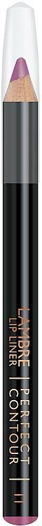 Crayon à lèvres - Lambre Perfect Contour Lip Liner