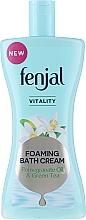 Parfums et Produits cosmétiques Crème de douche à l'huile de grenade et thé vert - Fenjal Vitality Pomegranate Oil & Green Tea Foaming Bath Cream