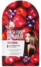 Parfums et Produits cosmétiques Masque pour cheveux, Pomme et raisin - Superfood For Skin Fresh Food For Hair