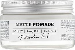 Parfums et Produits cosmétiques Pommade coiffante matifiante, fixation forte - FarmaVita Amaro Matte Pomade
