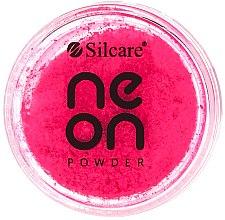Parfums et Produits cosmétiques Poudre ongles - Silcare Neon Powder