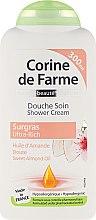 Parfums et Produits cosmétiques Crème de douche hypoallergénique à l'huile d'amande douce - Corine De Farme Shower Cream