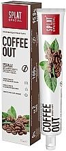 Parfums et Produits cosmétiques Dentifrice blanchissant à la caféine - SPLAT Cofee Out