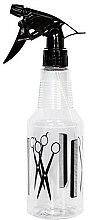 Parfums et Produits cosmétiques Vaporisateur vide 00173, 500 ml, transparant - Ronney Professional Spray Bottle 173
