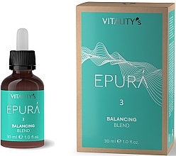 Parfums et Produits cosmétiques Concentré au panthénol pour cheveux - Vitality's Epura Balancing Blend